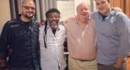 Daniel Rosenboom, Wadada Leo Smith, Edward Carroll, Kris Tiner at CalArts, 5/6/2014