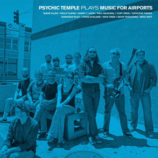 Psychic Temple Plays Music for Airports